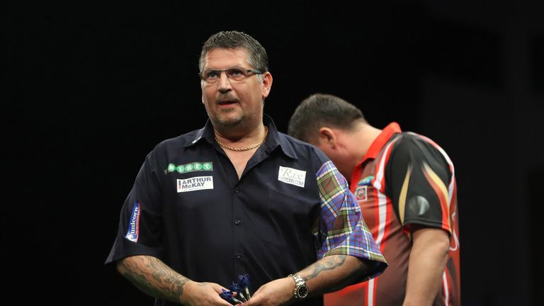 Anderson defeated Mensur Suljovic in a thrilling finale 12 months ago