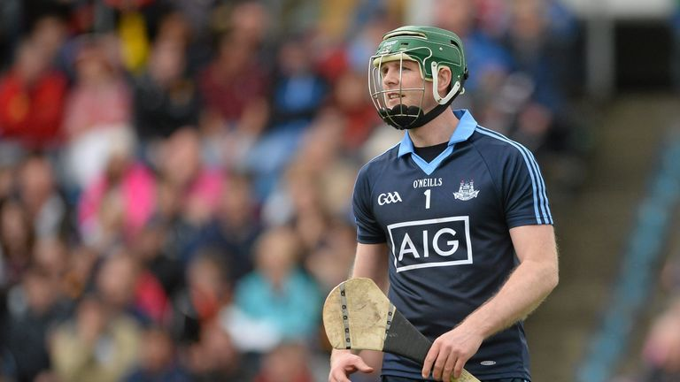 Gary Maguire was a member of the Dublin senior hurling panel since 2004