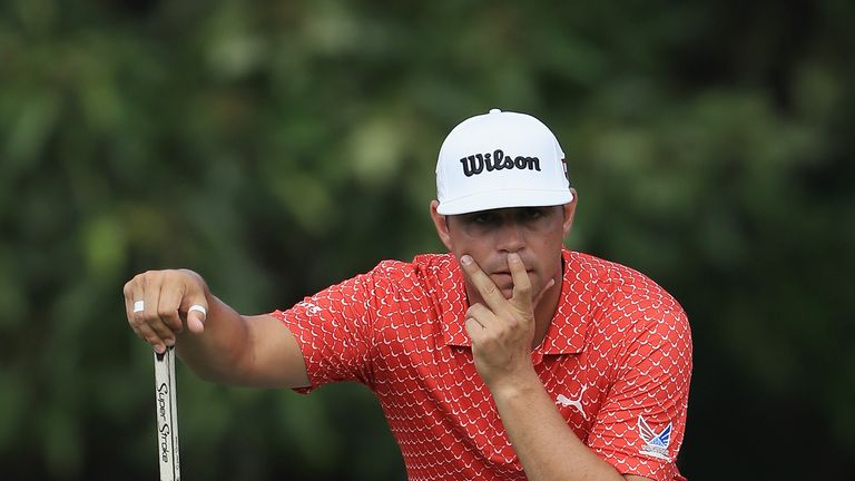 Gary Woodland tops the leaderboard heading into the final round