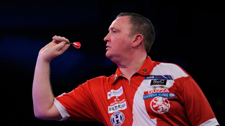 Glen Durrant is among the new PL Darts entries