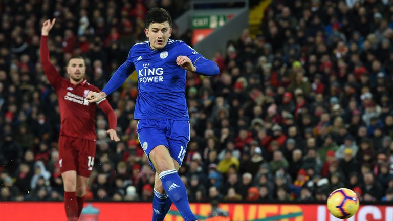 Liverpool 1 - 1 Leicester - Match Report & Highlights