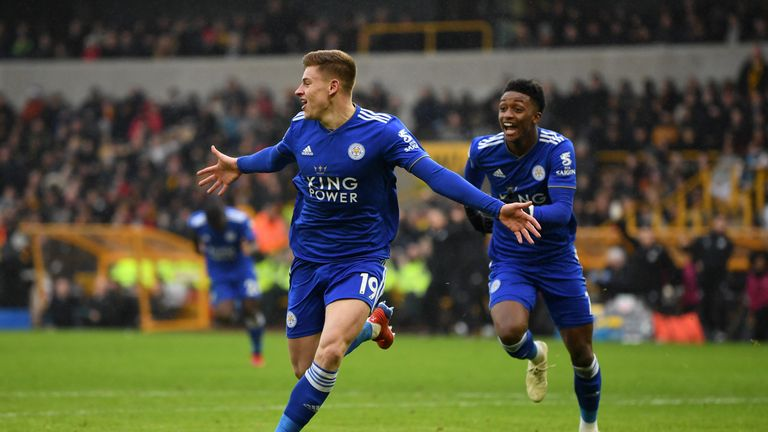 Rodgers will be charged with developing Harvey Barnes and Demarai Gray