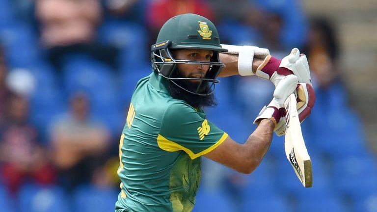 Hashim Amla has been preferred to fellow batsman Reeza Hendricks