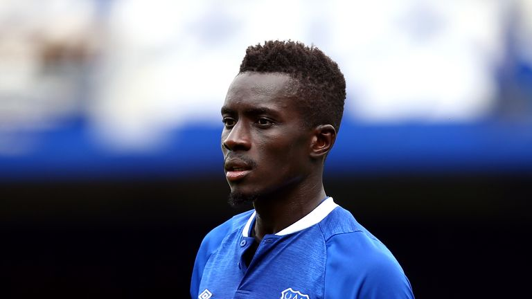 Everton will not sell Idrissa Gueye this month