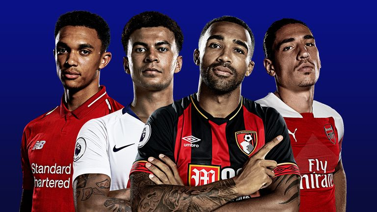Trent Alexander-Arnold, Dele Alli, Callum Wilson and Hector Bellerin all suffered injuries over the weekend