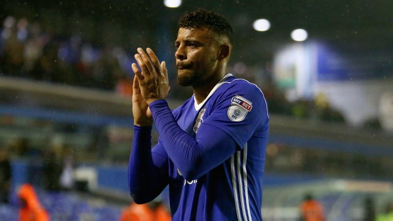 Isaac Vassell could return for Birmingham after a lengthy injury