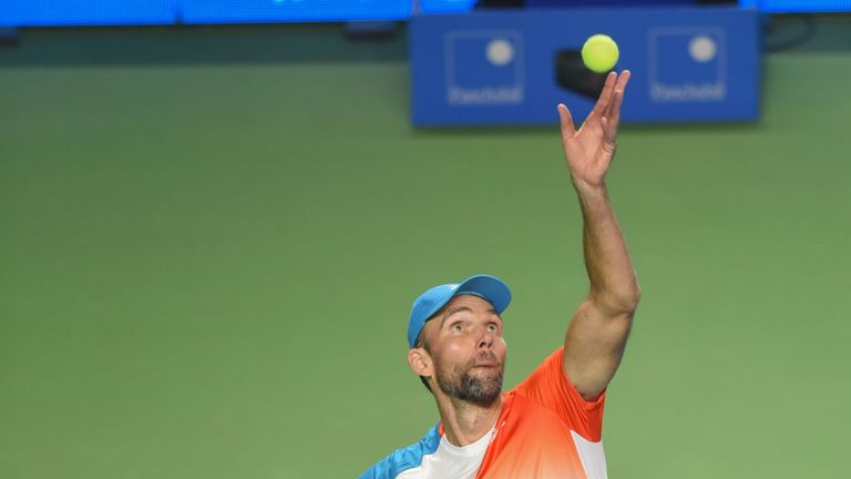 Ivo Karlovic has now reached seven of his 19 ATP Tour finals after turning 35