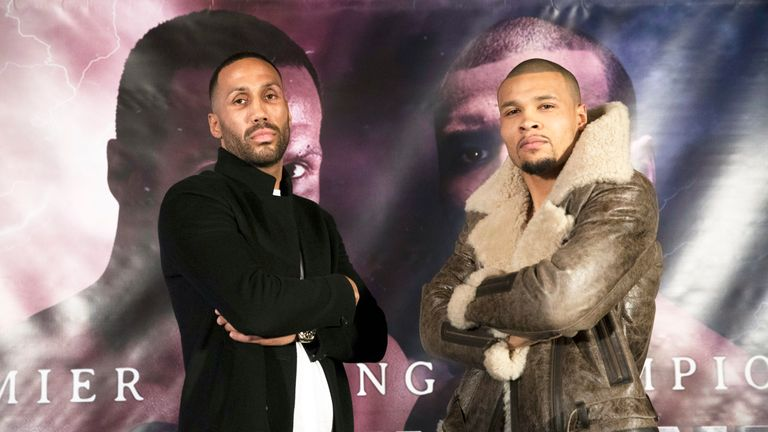 James DeGale vs Chris Eubank Jr Set For February 23 In London