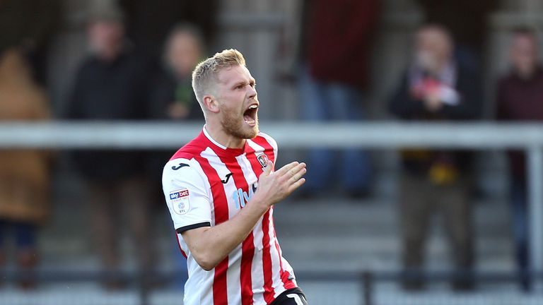 Exeter City striker Jayden Stockley has joined Championship side Preston