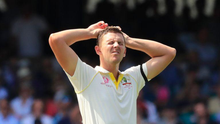 Josh Hazlewood will miss the Sri Lanka Test series