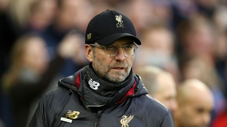 Jurgen Klopp says the Scotland international has been 'outstanding' for Liverpool