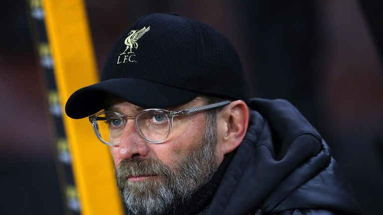 Jurgen Klopp has never taken Liverpool beyond the fourth round of the FA Cup
