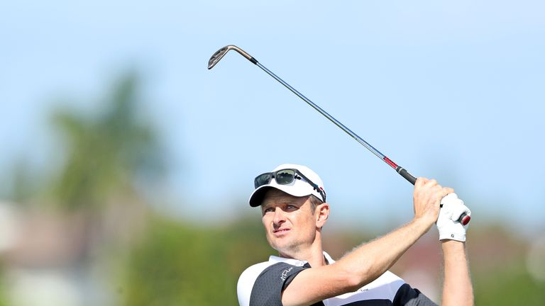 Justin Rose is back as world No 1