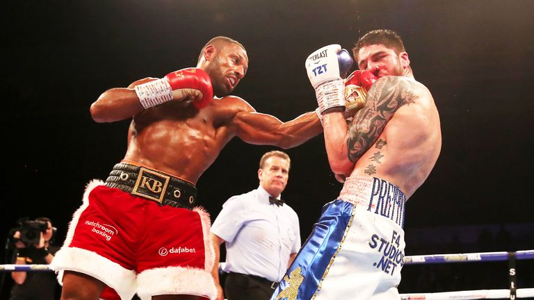 Jeff Horns Promoter Offers Fight Against Kell Brook