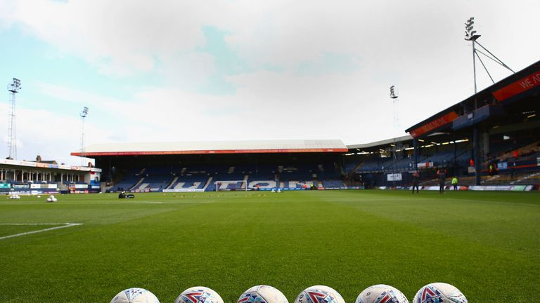 Luton have been playing at Kenilworth Road since 1905