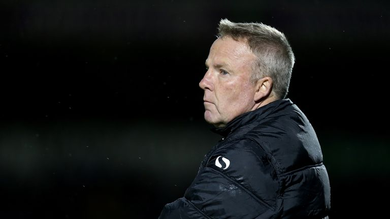 Kenny Jackett has never lost a play-off fixture in his managerial career