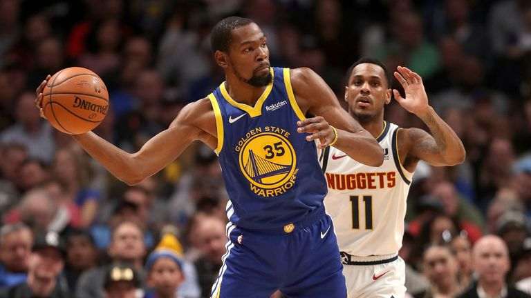 Kevin Durant rumours not affecting Golden State Warriors, says Bob Myers | NBA News |