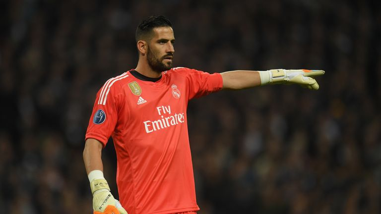 Kiko Casilla has left Real Madrid to join Leeds, but can he claim the No 1 spot?