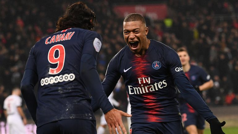 Real Madrid? You never know what the future holds - PSG's Mbappe