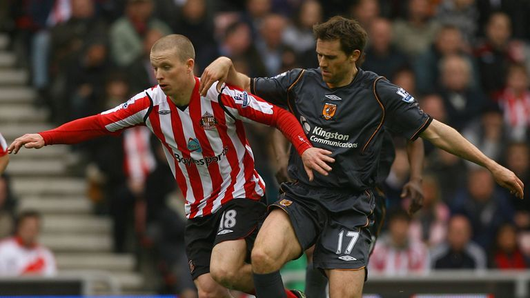 Grant Leadbitter started his career with Sunderland before leaving in 2009