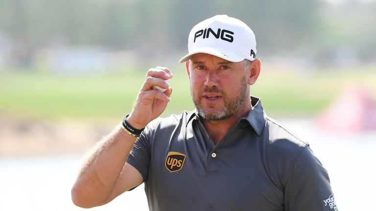 Westwood has only posted one bogey over the first two days