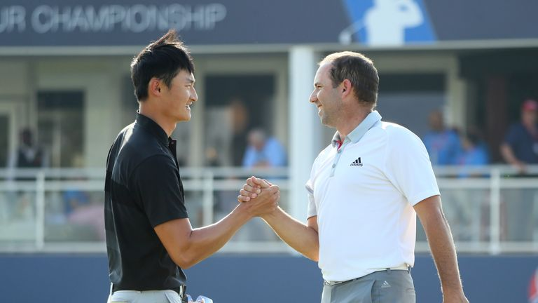 Sergio Garcia feels the penalty handed to Li Haotong in Dubai was unfortunate, but correct