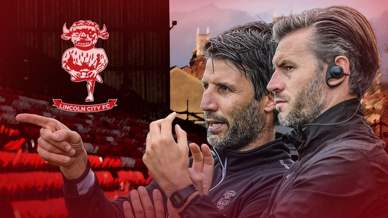 Lincoln City's transformation goes on under the Cowley brothers | Football News |