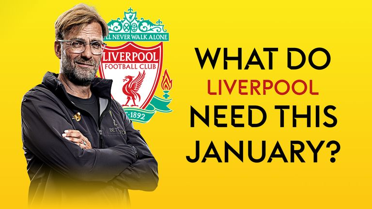 What do Liverpool need this January?