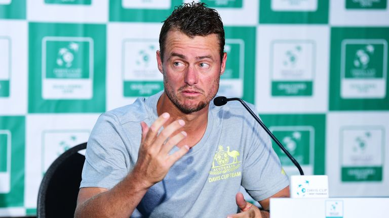 Hewitt blasts 'ridiculous' Davis Cup changes