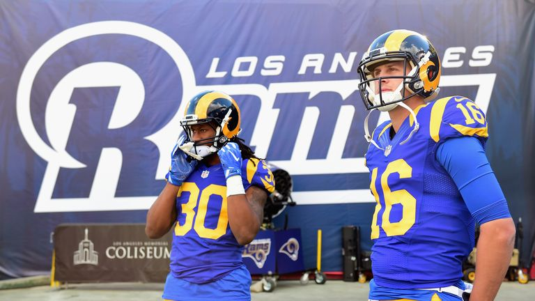 Can Todd Gurley and Jared Goff lead the Rams back to the Super Bowl?