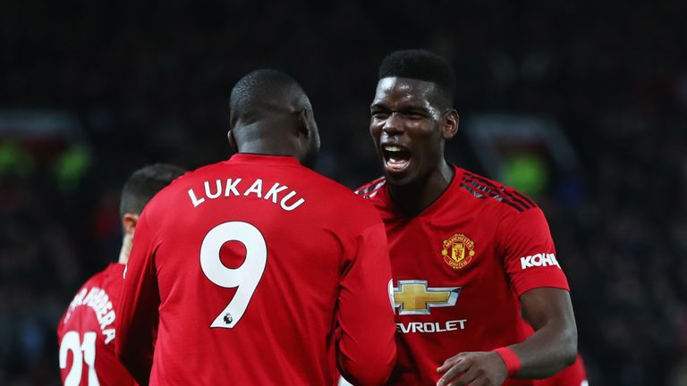 during the Premier League match between Manchester United and AFC Bournemouth at Old Trafford on December 30, 2018 in Manchester, United Kingdom.