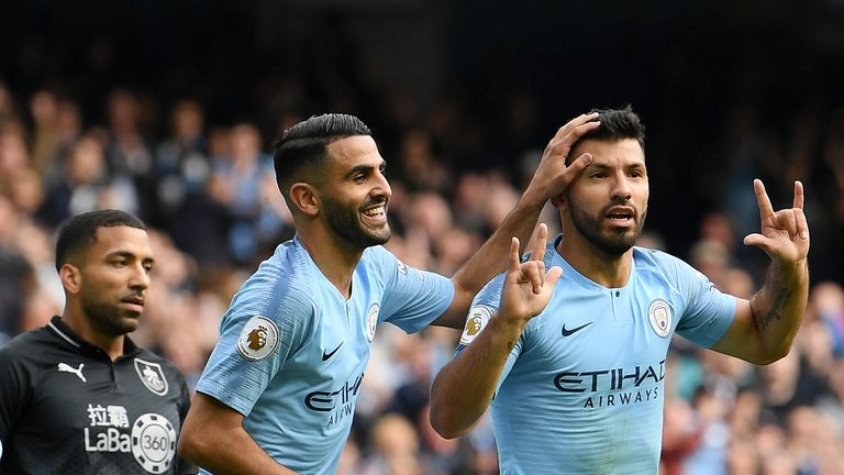 Man City beat Burnley 5-0 in the FA Cup at the weekend