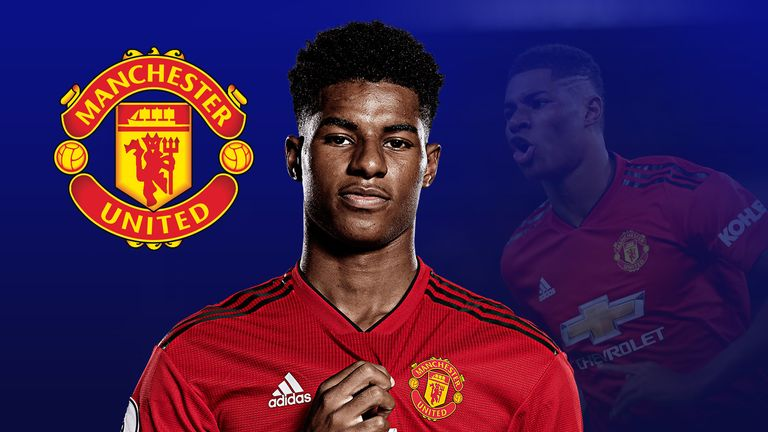 Marcus Rashford's pace on the counter-attack was vital against Tottenham