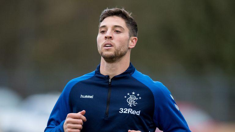 USA international Matt Polster has joined Rangers