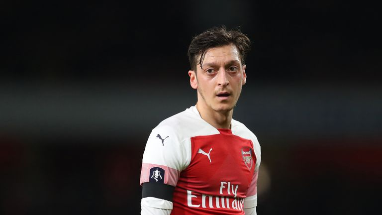 Will Mesut Ozil leave Arsenal this month?