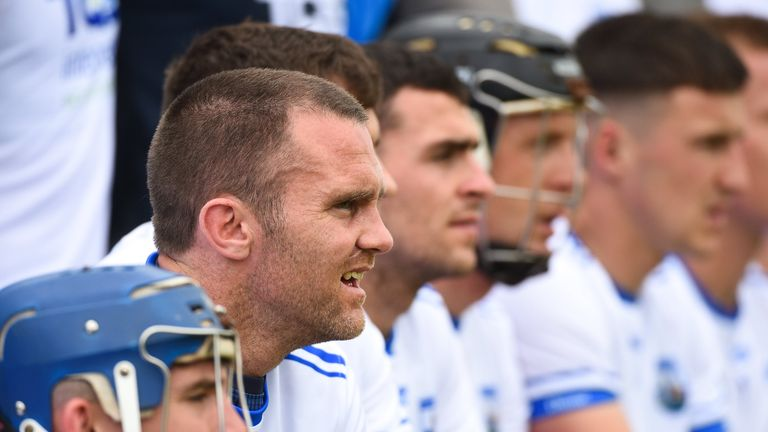 Walsh is one of the senior players in what is still a young Waterford team