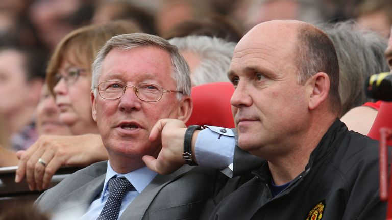 Mike Phelan is back at Man Utd as Solskjaer's assistant manager
