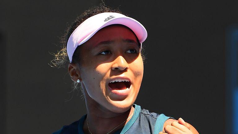 Naomi Osaka vies for a second consecutive Grand Slam