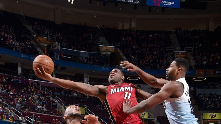 NBA HEAT v CAVALIERS