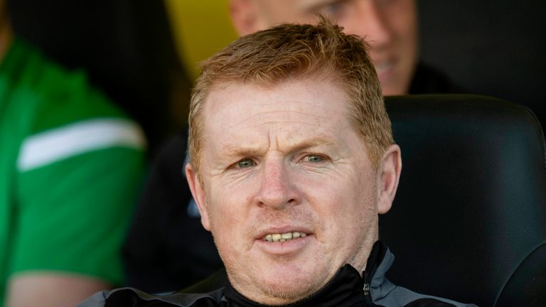 Neil Lennon fears recent coin-throwing incidents are detracting from the positive aspects of Scottish football