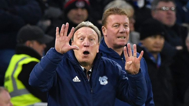 Cardiff have shipped 10 goals in their last three matches