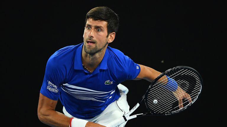 Novak Djokovic beats Jo-Wilfried Tsonga to reach Australian Open third round | Tennis News |