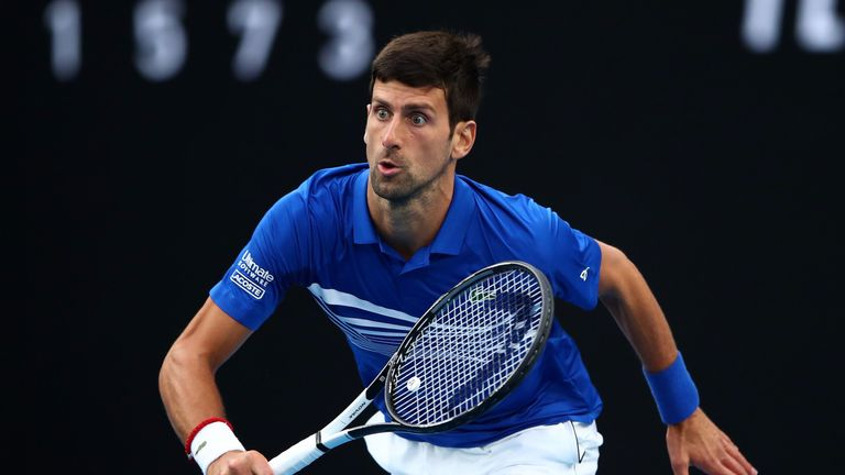 Novak Djokovic has previously backed the introduction of the ATP Cup