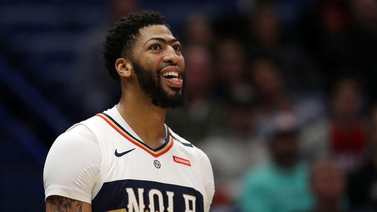 NBA Cavaliers at Pelicans