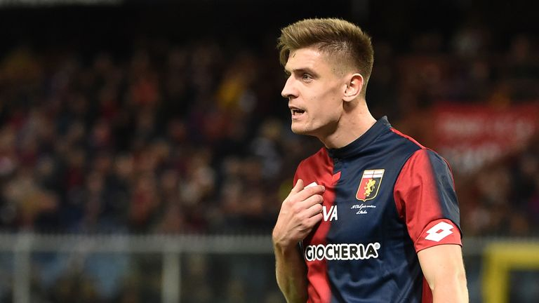 Krzysztof Piatek is set to join AC Milan from Genoa in a deal that will likely precede Gonzalo Higuain's loan move to Chelsea