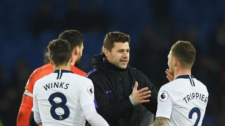 Pochettino has a strong connection with his players