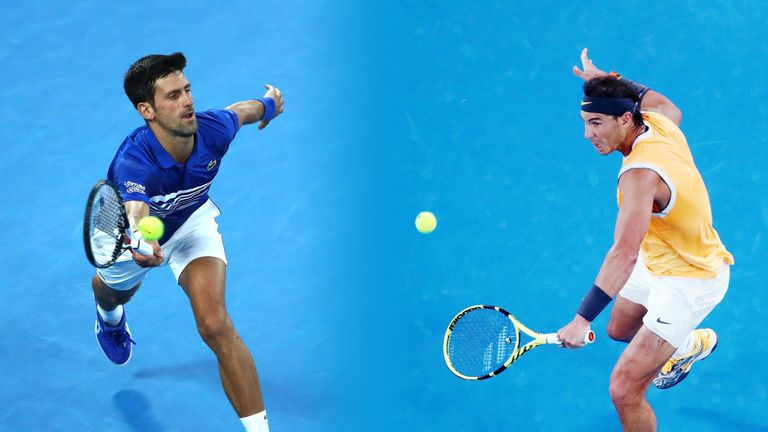 Rafael Nadal and Novak Djokovic to renew rivalry in Australian Open final | Tennis News |