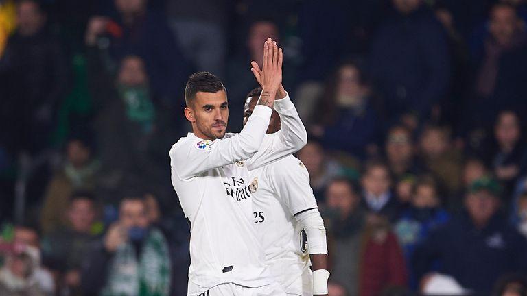 Dani Ceballos scored the winner for Real Madrid