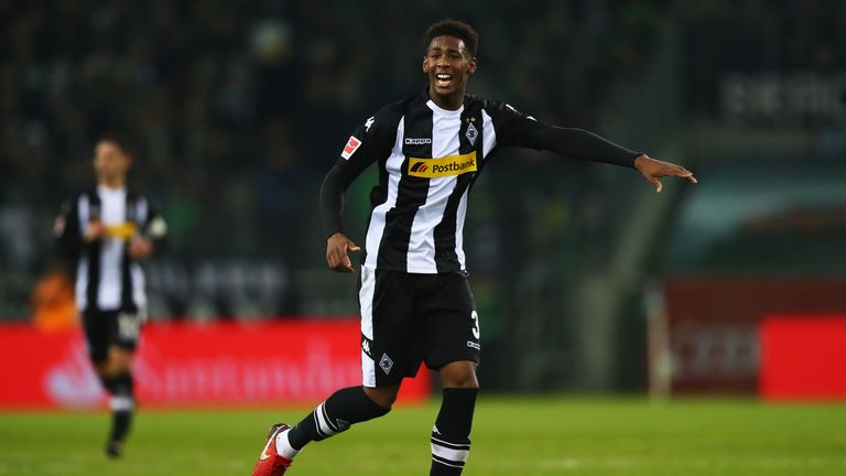 Reece Oxford has had two spells with Borussia Moenchengladbach