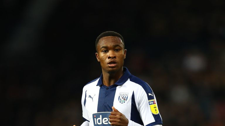Rekeem Harper has broken into the West Brom first team under Darren Moore